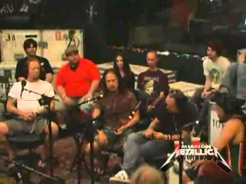 Mission Metallica: Death on the Radio (September 7, 2008)