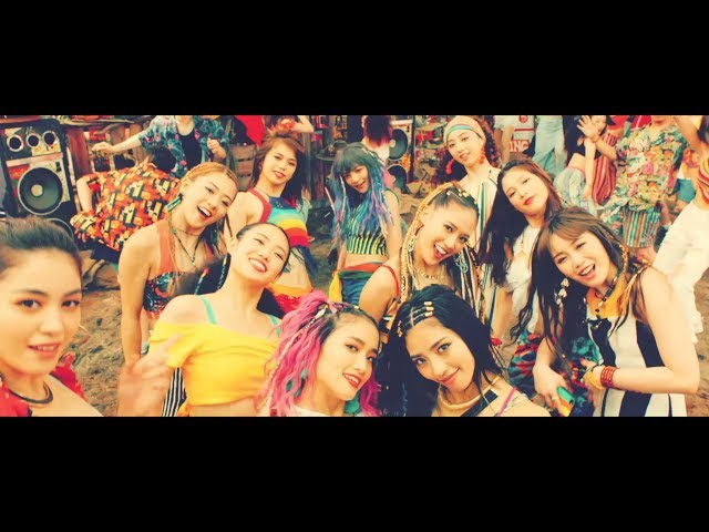 E-girls / Let's Feel High feat. MIGHTY CROWN & PKCZ®