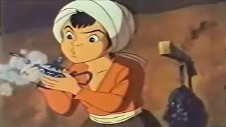 Título en España: Aladino y la lámpara maravillosa / Aladino y su mundo maravilloso Título original (Japón): Sekai Meisaku Dōwa: Aladdin to Mahō no Lamp ...