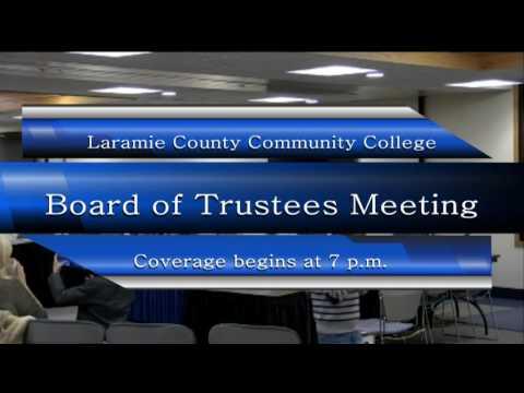 Dec. 7 Board of Trustees meeting