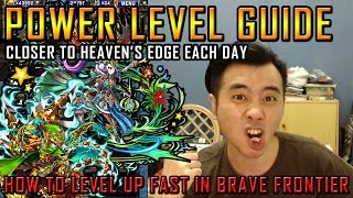 The ULTIMATE Power Level Guide! Work your way up Faster in Level and Get Heaven's Edge