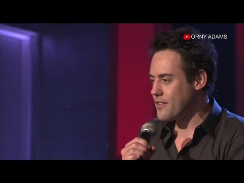 Orny Adams at The Ethnic Show