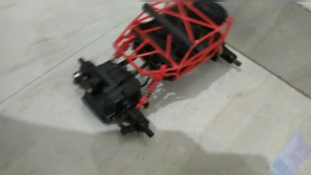 Assembling of RC car