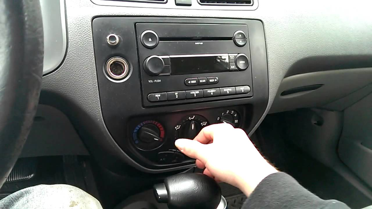 im    issues  ford focus zx heater
