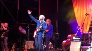 Mark Knopfler Concierto Sevilla 2015 disco Tracker 2 parte Intro
