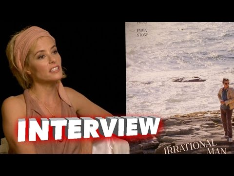 Irrational Man: Parker Posey Exclusive Interview