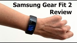 samsung Gear Fit 2  Review #2 / Обзор #2 HD