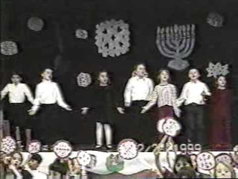 McDivitt Elementary 2nd grade holiday show mpeg2video