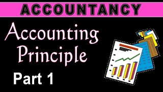 Accounting Principles | Entity | Going Concern Concept | GAAP