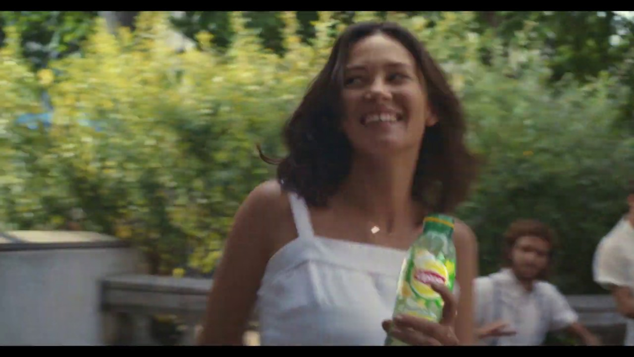 Lipton Ice Tea: Green - Fris & licht je dag door