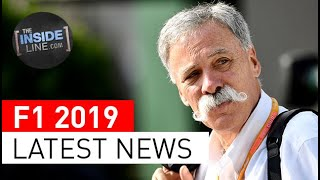 WEEKLY FORMULA 1 NEWS (20 AUGUST 2019)
