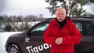 Как водить авто зимой и не попасть в аварию: видеоурок ТUT
