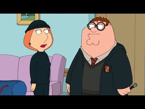 Peter is the Witch of the Hogwart Academy