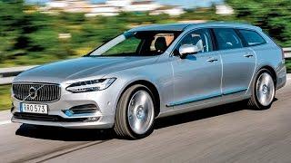Volvo V90 D5 AWD - czy może być wzorcem dla Niemców?