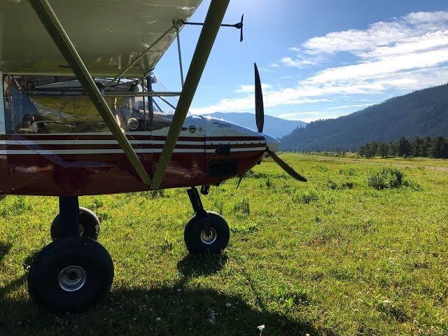 GK Flying - Idaho backcountry 2018