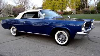 1963 Pontiac Catalina Convertible - Ross's Valley Auto Sales - Boise, Idaho