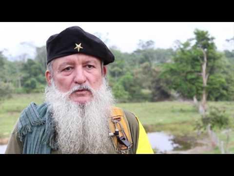 Entrevista a Jimmy Guerrero, comandante del Frente 33 de las Farc