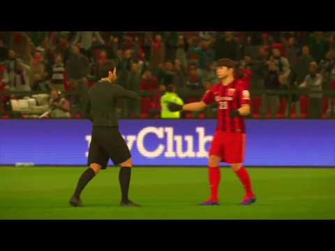 Pro Evolution Soccer 2017 SUPER LIGA DA CHINA  SHANGAI X BEIJING