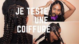 Gambar cover JE TESTE UNE COIFFURE 👀🤷🏾♀️ | LICIAROSEE