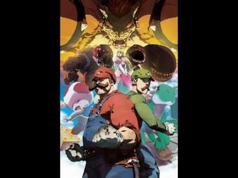 Mario bros rap, koopa swag!!!!!!!! ( Super Mario rap)