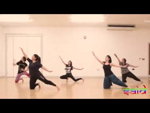 Pinga | Dance | Bajirao Mastani | Saraswati Academy of Indian Dance | SAID