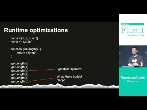 Inside Javascript Execution - Fluent 2014