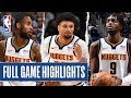 HEAT at NUGGETS | FULL GAME HIGHLIGHTS | November 5, 2019