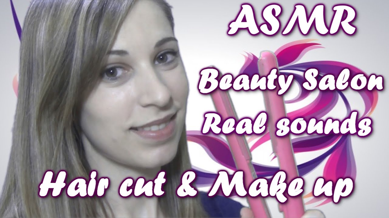 Asmr real haircut