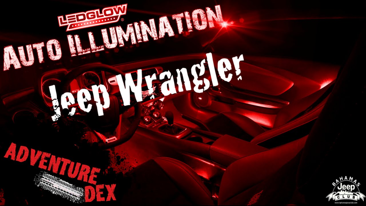 Jeep Wrangler Interior Light Bulb