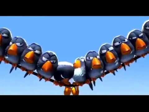 Angry Birds Злые птички Мультик для детей