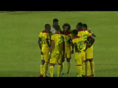 Guyana Vs Jamaica 2016 (First Half)