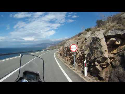 Motorcycle trip around Balkans. The road from Split(Croatia) to Ljubljana( Slovenia) - Update