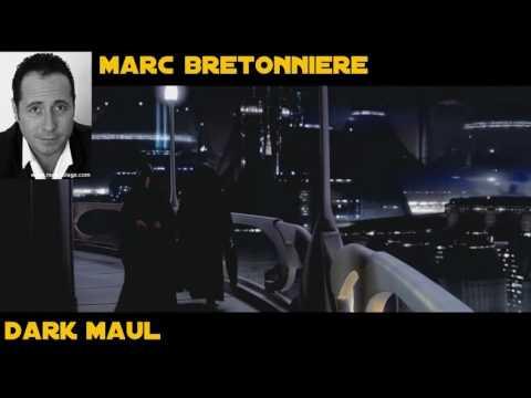 Vidéo DARK MAUL - STAR WARS