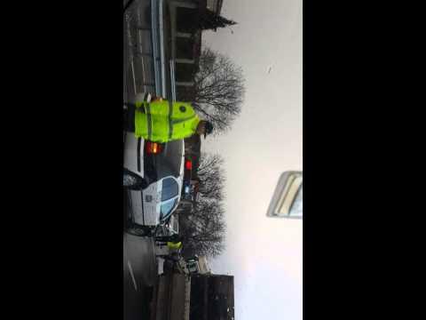 Авария возле Кишинева #1 (OPENFLAVE)