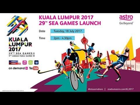 LIVE: 29th Sea Games II Kuala Lumpur 2017