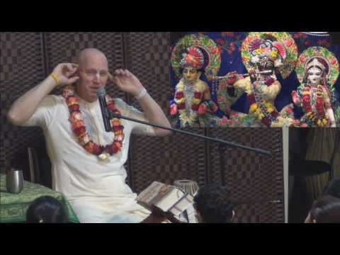 Simple ways to practice the right meditation by HG Vaisesika Prabhu, 03-26 -17
