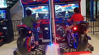 Moto gp trans studio mini jogja