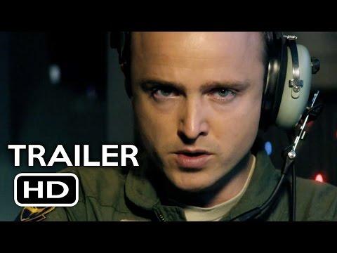 Eye in the Sky Official Trailer #1 (2016) Aaron Paul, Helen Mirren Thriller Movie HD