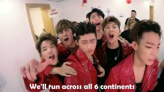 [ENG]  iKON- WORLDWIDE FMV