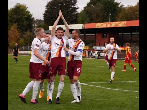 Albion Rovers Stenhousemuir Goals And Highlights