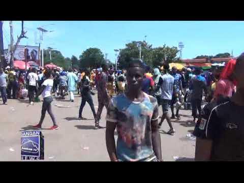 Match Guinée-Rwanda