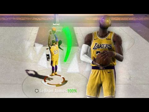 The TRUTH About My LEBRON JAMES BUILD In NBA 2K20 - BEST BUILDS In 2K20