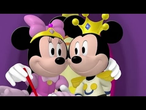 ♥ Mickey Mouse Clubhouse ★Minnie-Rella's Magic World★ Full Episodes HD English Version ♥