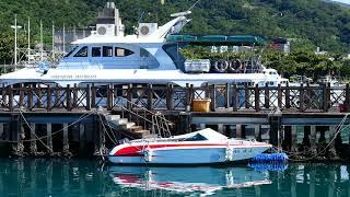 宜蘭烏石漁港(4K video 影片)Wushi port Yilan Taiwan #jeff0007