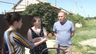 видео: Под Волгоградом жители села Россошка близ военного мемориала на лето остались без воды