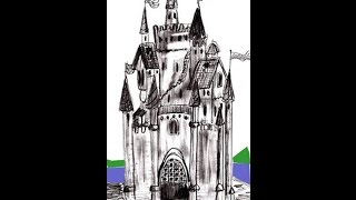 Как нарисовать Замок(Как нарисовать Замок., 2016-02-28T19:27:43.000Z)