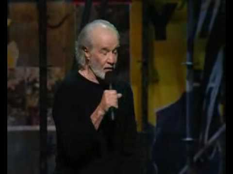 George Carlin - Guys Named Todd