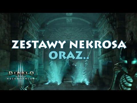 Zestawy Nekromanty oraz.. | Diablo 3 PST