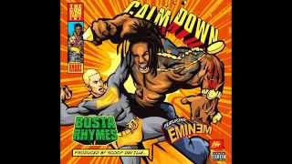 Busta Rhymes feat. Eminem - Calm Down (Official Single)