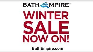Winter Sale Now On - BathEmpire Television Advert
